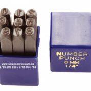 Pansoane Cifre 2mm