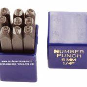 Pansoane Cifre 3mm