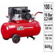 Compresor de Aer 100 L - MK102-100-3M-PR