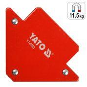 Dispozitiv magnetic fixare pentru sudura - 11,5 Kg - YT-0863