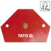 Dispozitiv magnetic fixare pentru sudura - 11,5 Kg - YT-0866