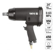 "Pistol Pneumatic 945 Nm - 3/4"" - YT-0956"