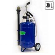 Recuperator de Ulei 30 L Pneumatic + 6 buc de Joje Extractor - AOE1030-MK