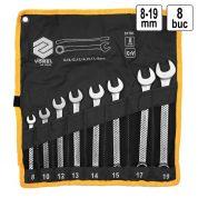 Set chei combinate 8 - 19 mm - 8 buc - 51705-VR