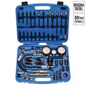 Tester Compresie Benzina si Diesel 0 - 50 bar - 8401-BGS