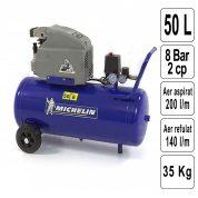 Compresor Aer 50 L - Michelin MB 50 - 0464-GB