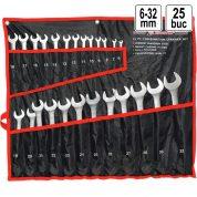Set de chei combinate 6 - 32 mm - 25 bucati - 154259-TW