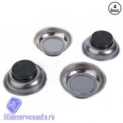 Set mini tavi magnetice - 4 buc - H4931-GB