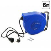 Rola automata cu cablu electric 15 m - 01763-SA