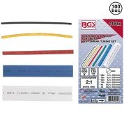 Set tuburi Termocontractante Colorate 1,5 - 13 mm - 100 buc - 8123-BGS
