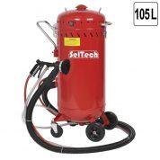 Dispozitiv de Sablare cu Aspiratie 105 L - ST8025-SA