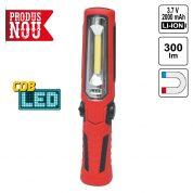 Lampa de Lucru 3W - LED COB - cu Magnet - ST1006-SA