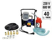 Pompa Extractor Combustibil DIESEL 230V - 40L/min – G00947-SA