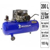 Compresor de Aer 200 L MCX 200/348 - 1121430740-SA