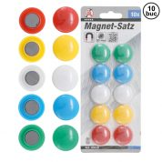 Set Discuri Magnetice 30 mm - 10 bucati - 85810-BGS