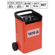 Robot de pornire auto 12V - 24V 20 - 700 Ah - YT-83061