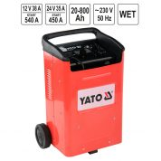 Robot de pornire auto 12V - 24V 20 - 800 Ah - YT-83062