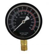 Manometru pentru prese hidraulice pana la 30 tone - ST1122-SA