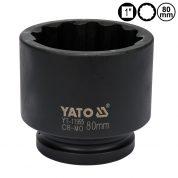 Tubulara 80 mm cu 12 pereti - YT-11995