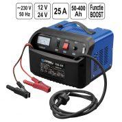 Incarcator Baterie Acumlator 12/24V - 25A - 50-400 Ah - CB-50-MK