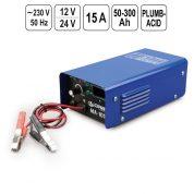 Incarcator Baterie Acumlator 12/24V - 15A - 50-300 Ah - MA-15S-MK