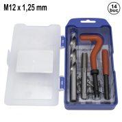 Kit de Reparatie Filet M12 x 1,25 mm - 14 buc - QS14187G