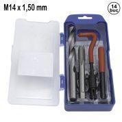 Kit de Reparatie Filet M14 x 1,50 mm - 14 buc - QS14187L