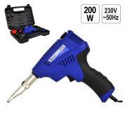 Pistol de Lipit 200W + Accesorii - G81215