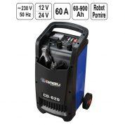 Redresor / Robot de Pornire Auto 12/24V - 60A - 60-900Ah - CD-620-MK