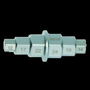 Cheie pentru axul motocicletei - 9756-TK