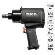 "Pistol Pneumatic 1300 Nm - 3/4"" - YT-09564"
