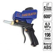 Pistol de Sablare 600 cmc - Pneumatic - 2184-HBM