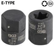 Tubulara Torx E-Type E24 - Actionare cu cheie 30 mm - 6452-BGS