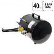 Tun de Aer 40 litri pentru anvelope camioane - G80341-SA