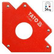 Dispozitiv magnetic fixare pentru sudura - 34 Kg - YT-0865