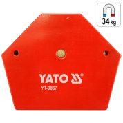 Dispozitiv magnetic fixare pentru sudura - 34 Kg - YT-0867