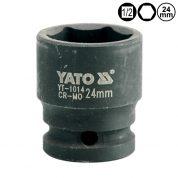 """Tubulara 24 mm - 1/2"""" cu 6 pereti - YT-1014"""