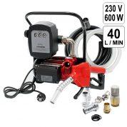 Pompa Extractor Combustibil DIESEL 230V - 40L/min – 50747-SP
