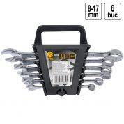 Set chei combinate 8 - 17 mm - 6 buc - 50850-VR
