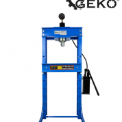 Presa hidraulica cu pompa dubla pentru atelier 30 tone Geko G02083-MT