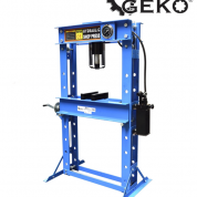 Presa hidraulica cu pompa dubla pentru atelier 50 tone Geko G02089-MT
