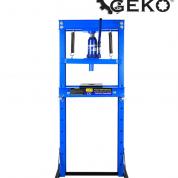 Presa hidraulica pentru atelier 12 tone Geko G02091-MT