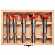 Set freze pentru lemn 15-35 mm - 5 buc - YT-33015
