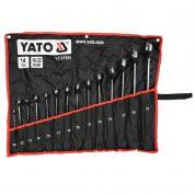 Set chei combinate rasucite 10-32 mm 14 bucati - YT-01865
